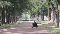 Trike full suspension rumo ao Ushuai