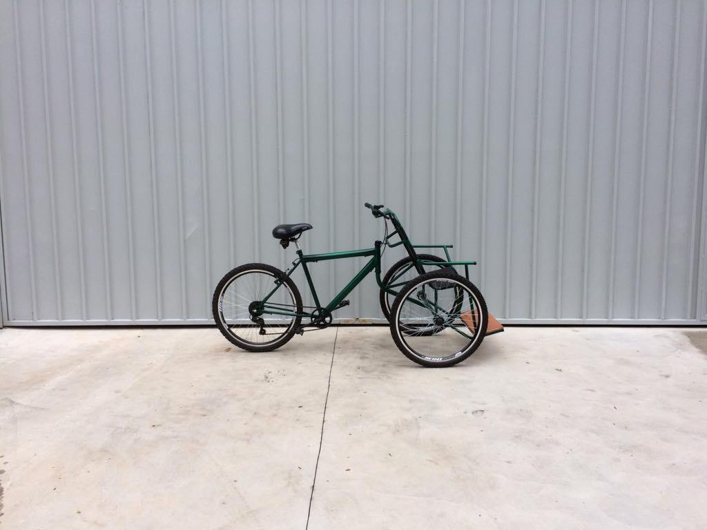 Triciclo inclusão