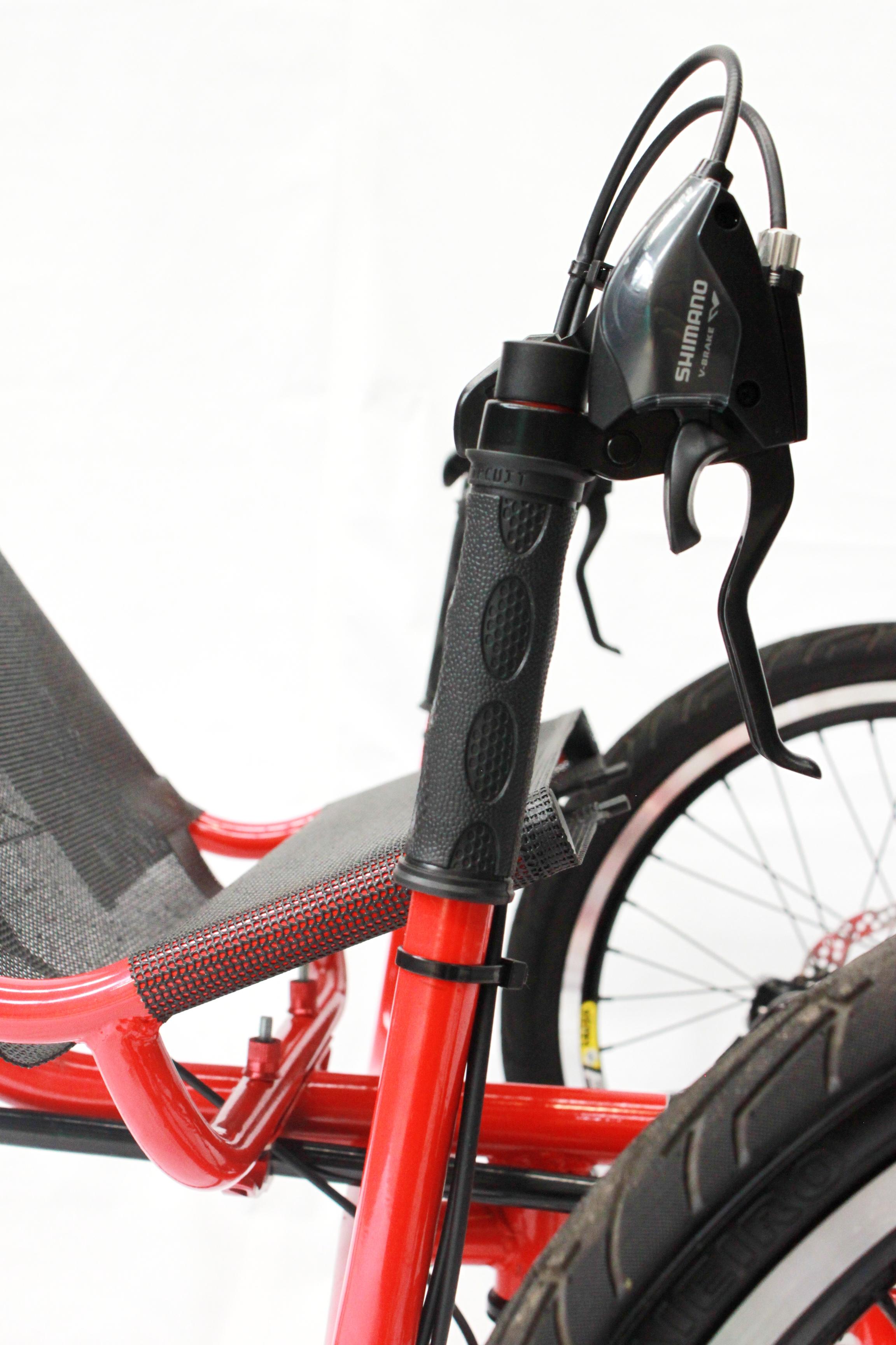 Triciclo Reclinado Art Trike