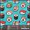 Thumbnail: Cute Sushi (SF-11) Olson Cloth Face Mask