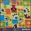 Thumbnail: Sponge Bob Flannel (TP-22) Olson Cloth Face Mask