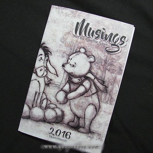 Musings - 2016 Sketchbook