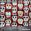 Thumbnail: Sugar Skulls Brown (TP-9) Olson Cloth Face Mask
