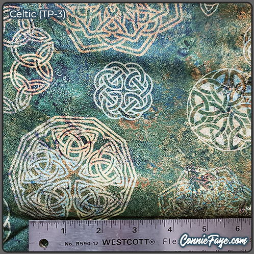 Celtic (TP-3) Olson Cloth Face Mask