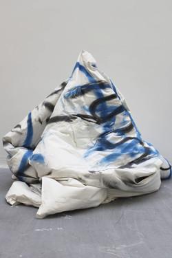 Duvet (Black and Blue) 2013.jpg