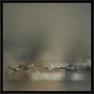 Silence Gold Photography 'Kapital 30 00035' 150x150cm
