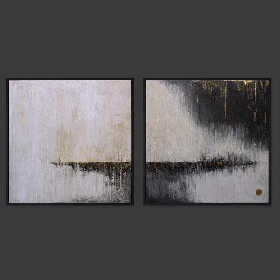 Big Ballad // Without You Diptych // SOLD