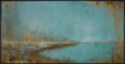 'All I Have Not Seen' painting size 300x150cm by RepRingel©