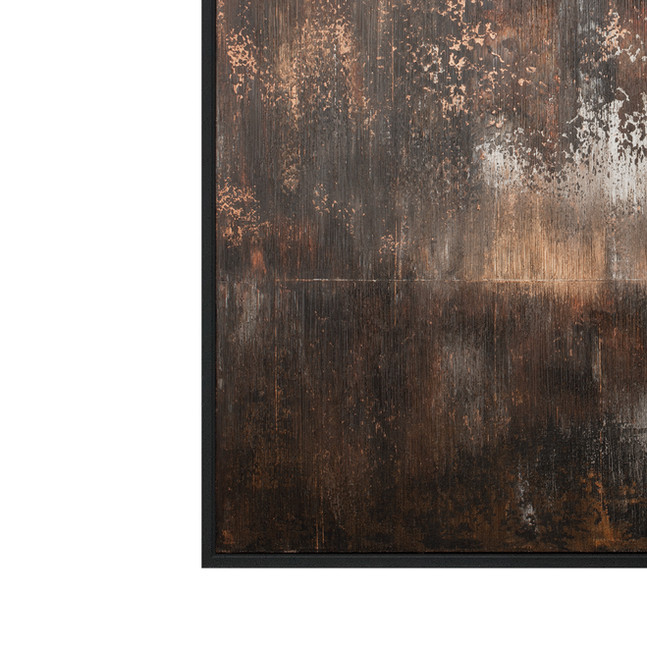 Space To Bakerfield / 200x200cm