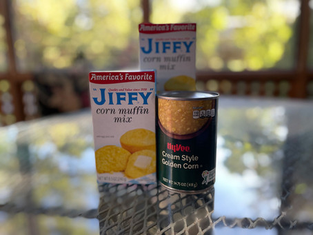 Items We Need at the Food Pantry