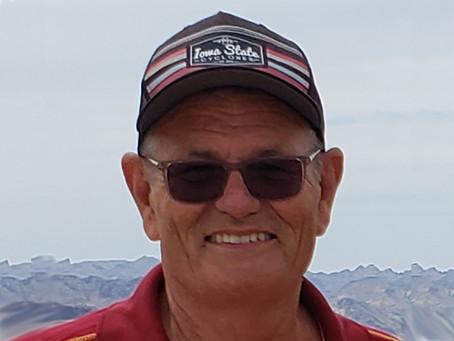 Volunteer Spotlight - Larry Jensen
