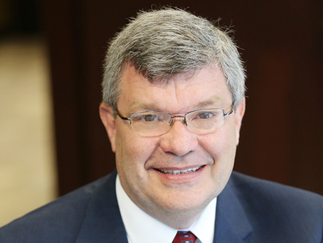 Meet Board President Dr. Mike Hartwig