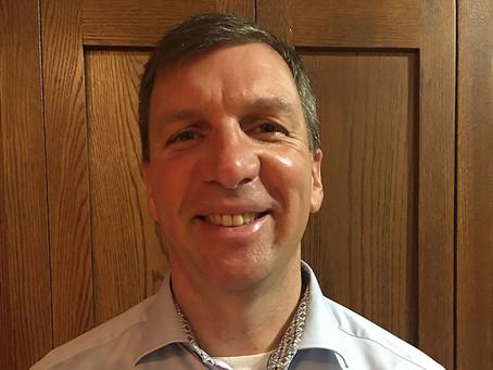 Meet Board Treasurer Craig Perry
