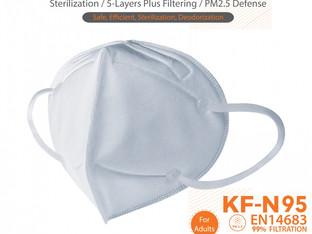 AOP-KF-N95 Face Mask