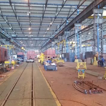 Railcar Manufacturing