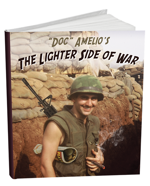 The Lighter Side of War Cover Image