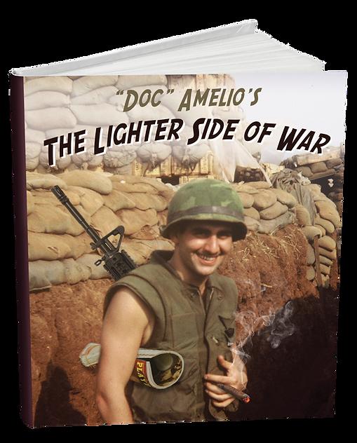 The Lighter Side of War Cover Image