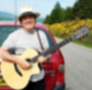 Bob Stewart Traditional Scottish Folk Musician onTour