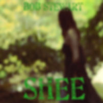 Bob Stewart - new album SHEE available now on cd and download