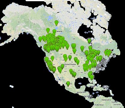 Liveport WiFi Service Area Map
