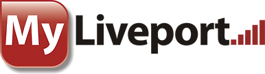 Liveport WiFi MyLiveport Logo