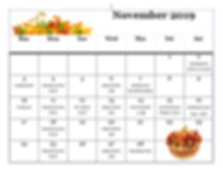 Calendar November 2019 snip.png