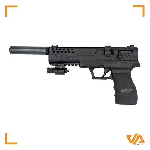 Pre-Fired Webley Nemesis Pistol