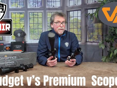 Budget v Premium Scopes