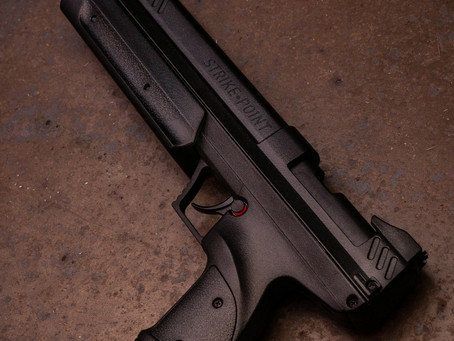 Pump-Action-Pneumatic Pistol for under £60!