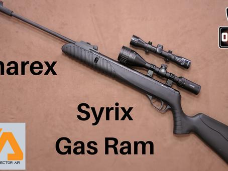 Umarex UX Syrix Gas Ram inc Hawke Scope kit...