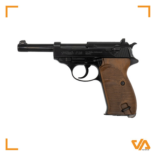 Walther P38 Pistol