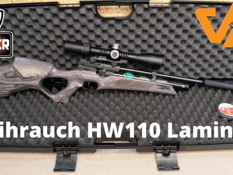 Weihrauch HW 110 Grey Laminate