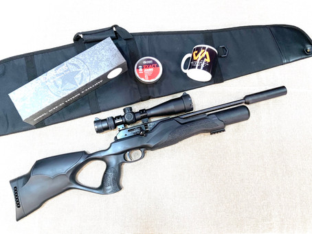 Walther Rotex RM8 Varmint UC Package deal