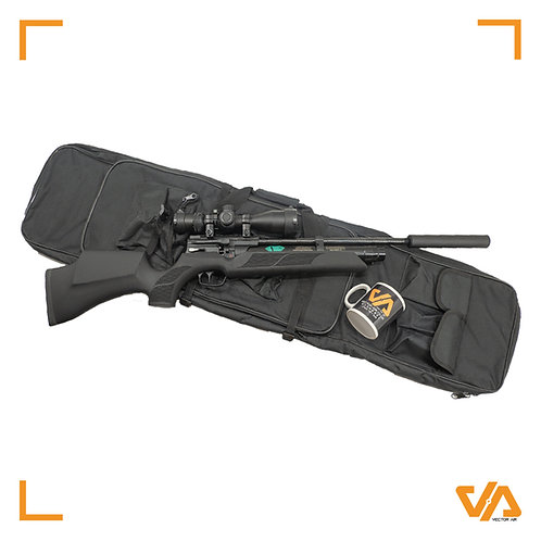 Weihrauch HW110 Synthetic Hunter Rifle Kit