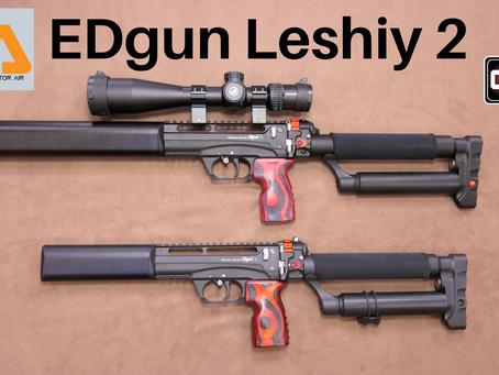 The EDGun Leshiy 2 production version