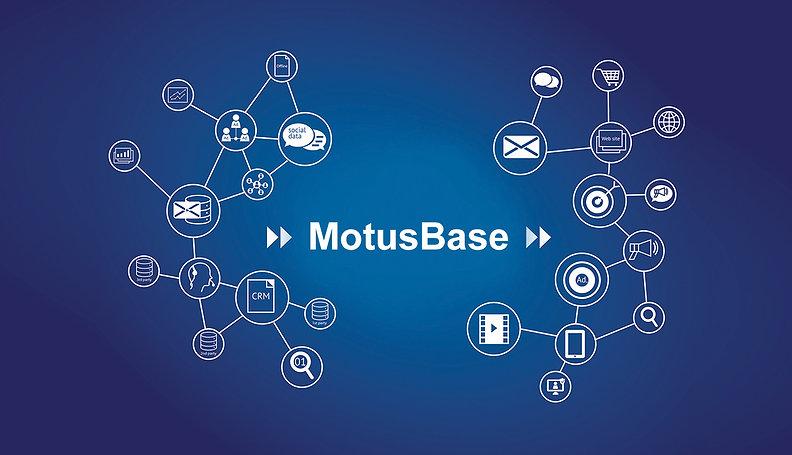 B2E MotusBase - Customized to organize, understand and make better use of data