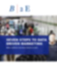 B2E 7 Steps to Data Driven Marketing Whi