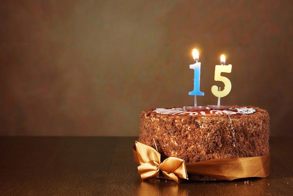 15 years of data marketing