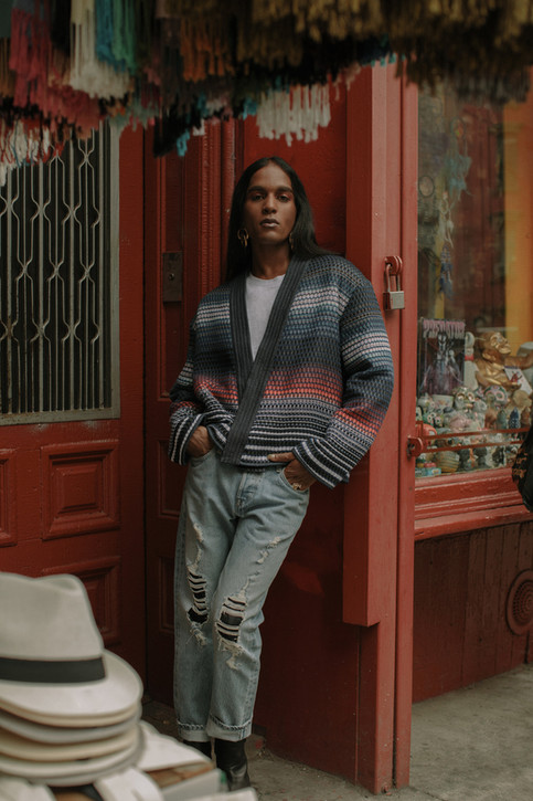 LEVI'S FALL: Art Direction, Design & Location Scout