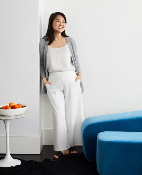 EILEEN FISHER X YOUNG HUH: Art Direction & Location Scout