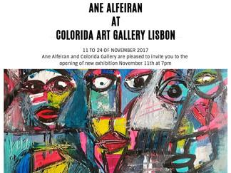 Colorida Gallery Exhibition-Lisbon