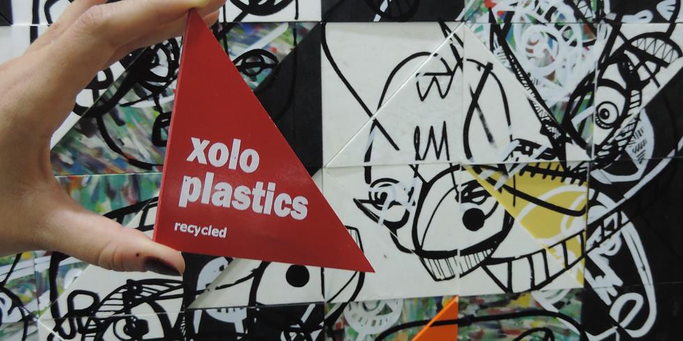 Xoloplastics live charity auction