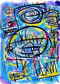 Alfeiran Mexican Artist Hong Kong