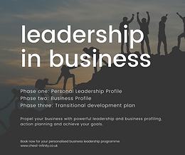 Business and Leadership Development