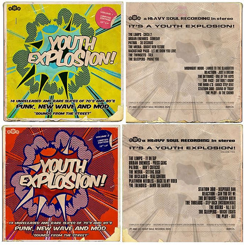 It's A Youth Explosion Volumes 1 & 2