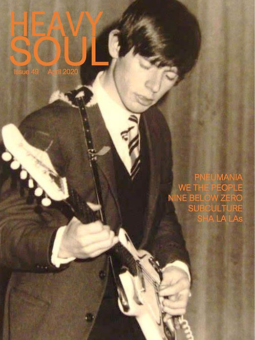 HEAVY SOUL modzine Issue 49