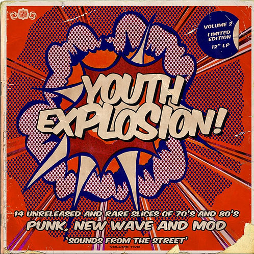 It's A Youth Explosion Vol 2 CD