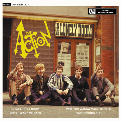 THE ACTION In My Lonely Room CD