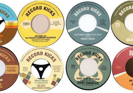 Loads of Record Kicks goodies