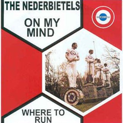 THE NEDERBEITELS Where To Run 7""